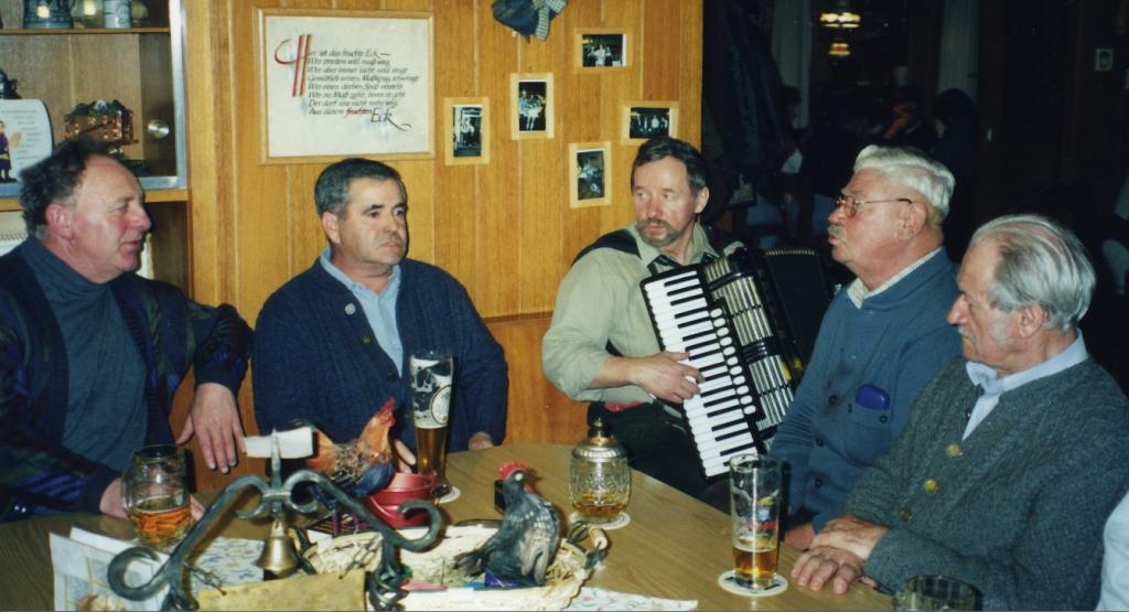 Singstammtisch Zwiesel