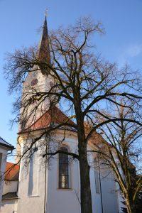 Kirche Thannhausen