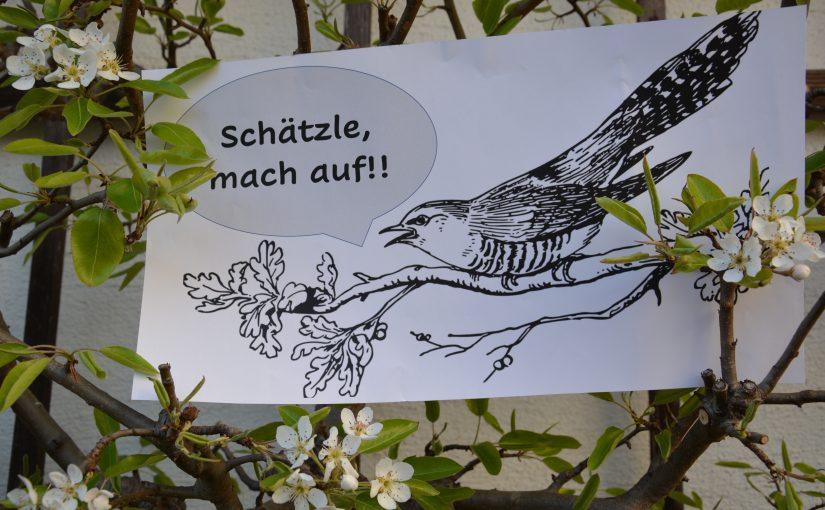 LIEDERLUST – Der Kuckuck auf hohem Birabaum saß